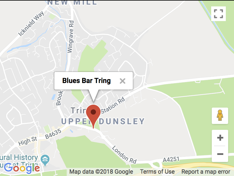Blues Bar Tring