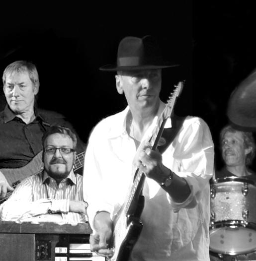 The Nigel Bagge Band
