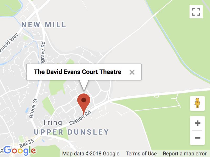The David Evans Court Theatre