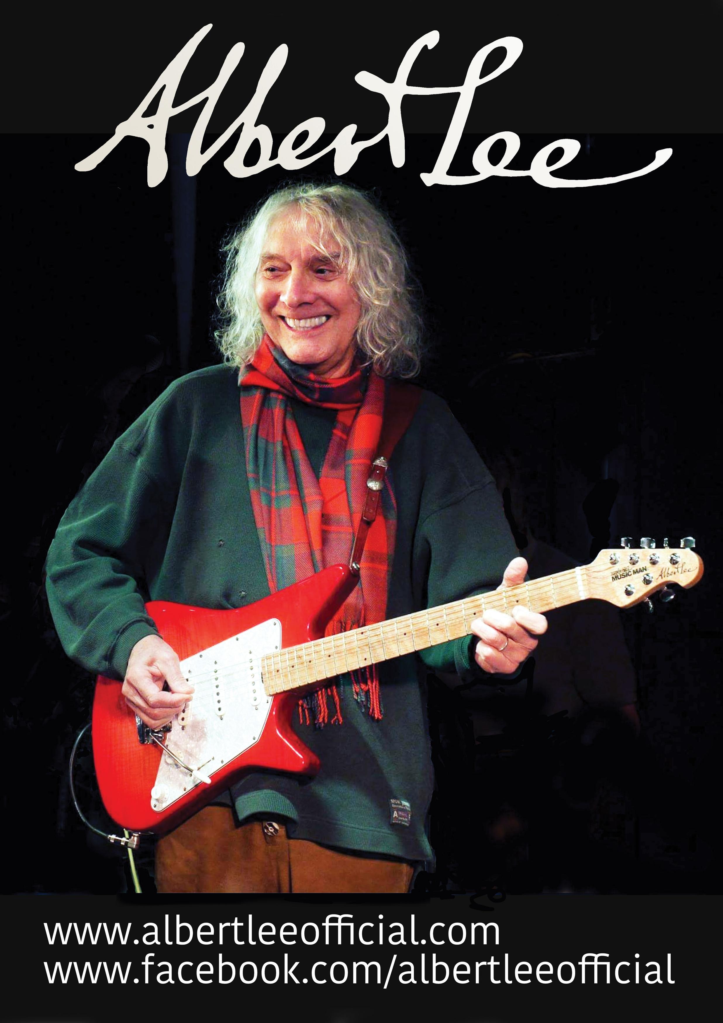 Albert Lee 75th Anniversary UK Tour