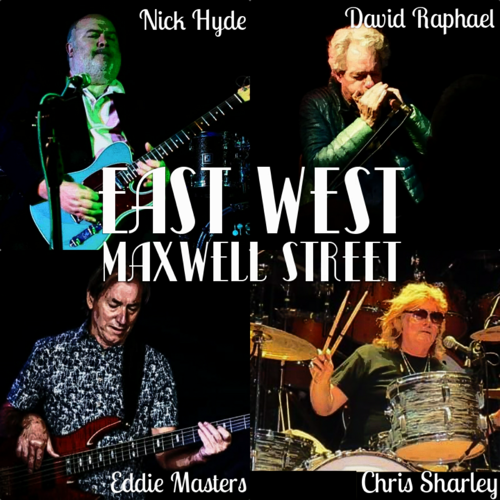 East-West Maxwell Street & Guests Christmas show