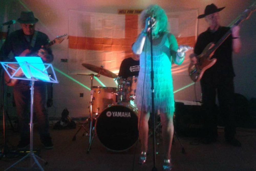 Tiny Tina Blues Band